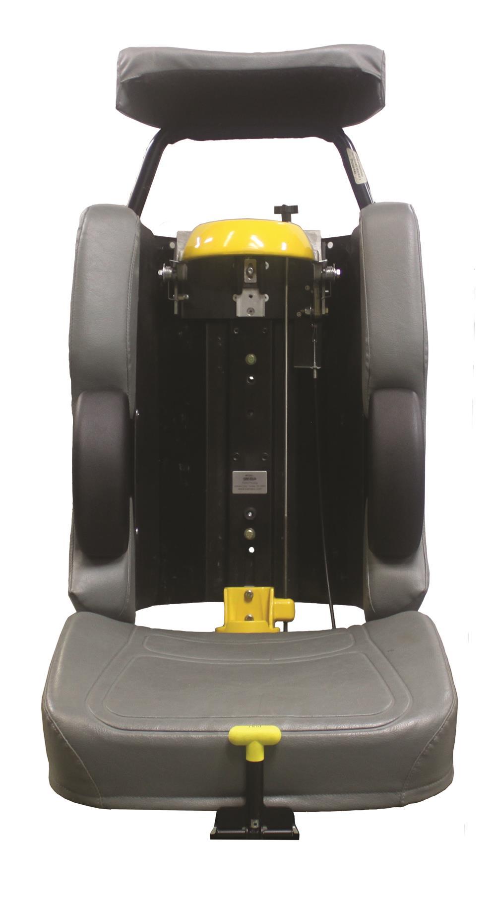 EZ-LOC Center Pull Release – Bostrom 350/450 Tanker Seat