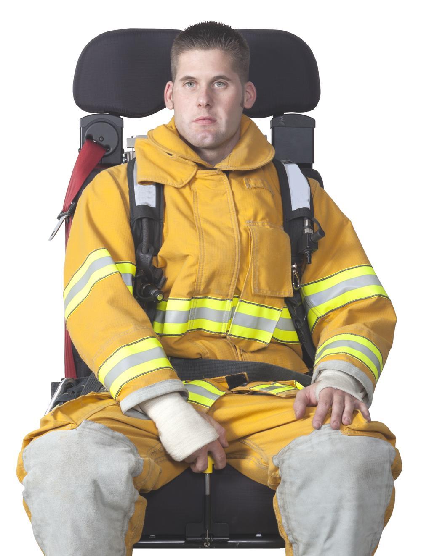 EZ-LOC Center Pull Release – Seats Inc. 911 Series Flip-up Seat