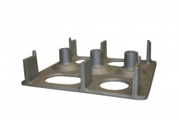 Floating Strainer Riser Plate Only