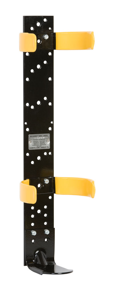 Low-Profile Full-High-Cycle WALKAWAY SCBA Bracket