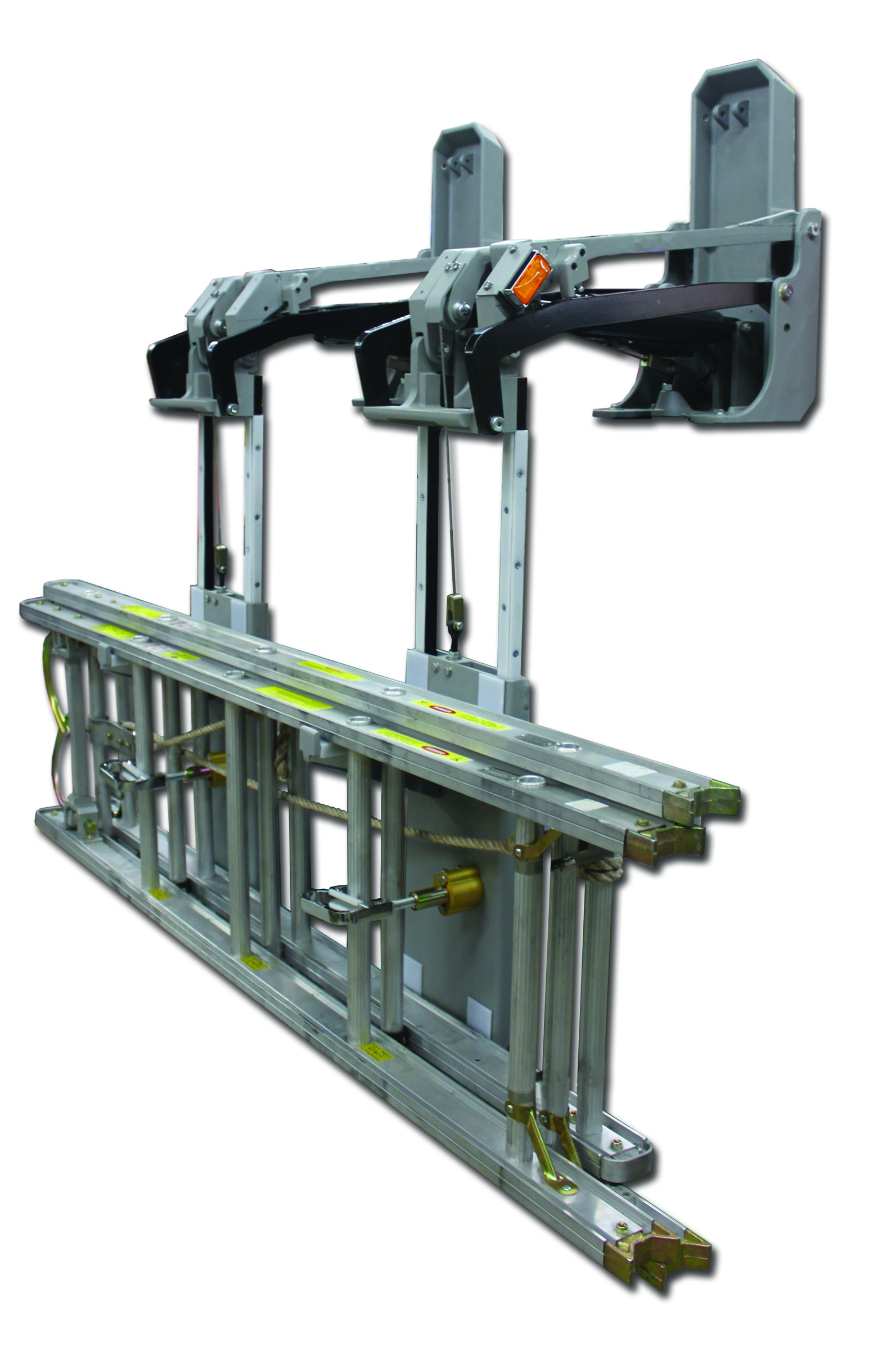 Ziamatic Corporation 187 Ladder Access System Extend Down