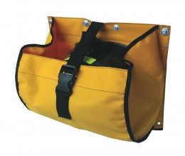 Horizontal Helmet Pouch – Yellow