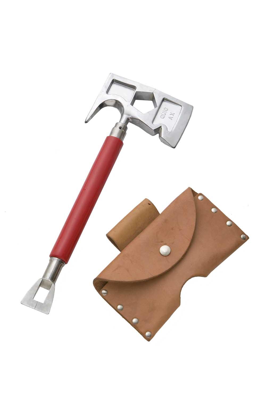 QUIC-AXE w/ Pentagon Wrench & Sheath