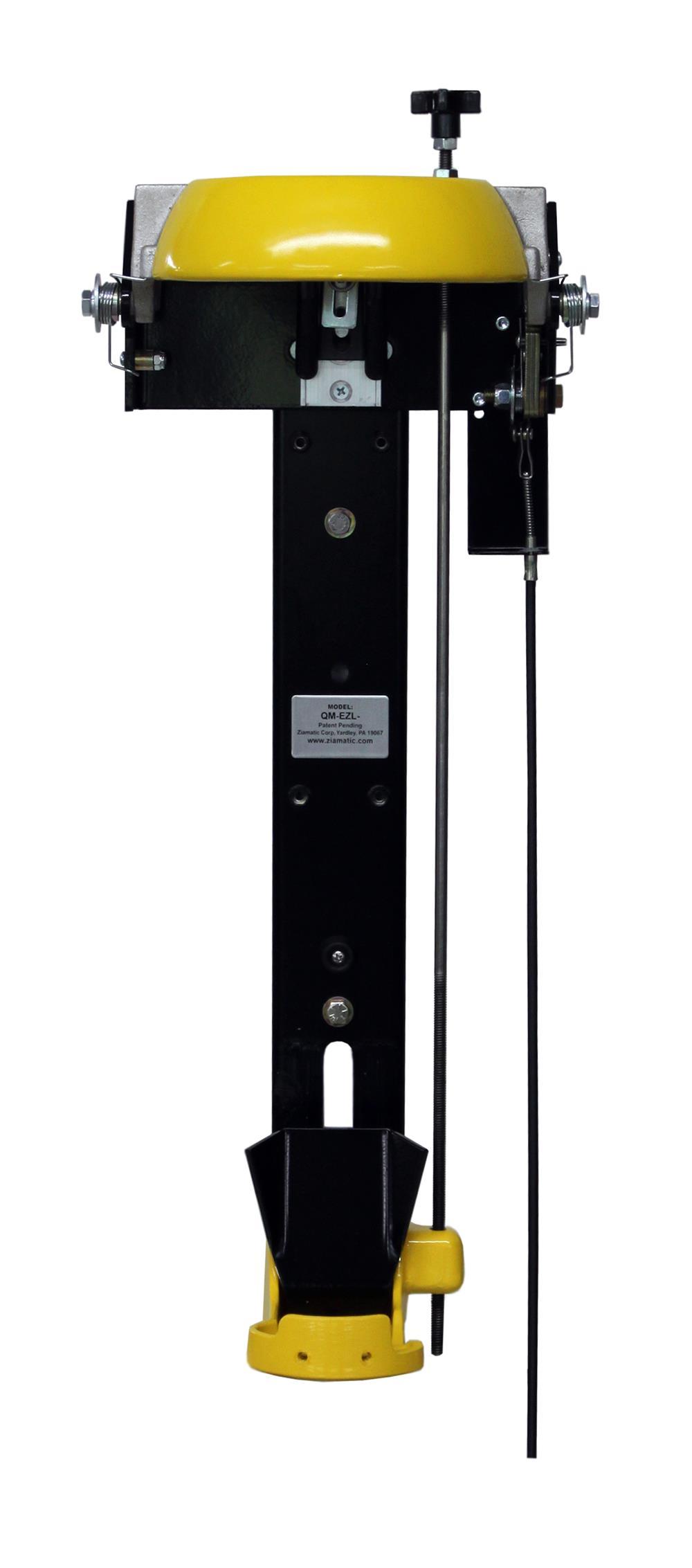 EZ-LOC Mechanical Bracket w/ Fixed Top Clamp