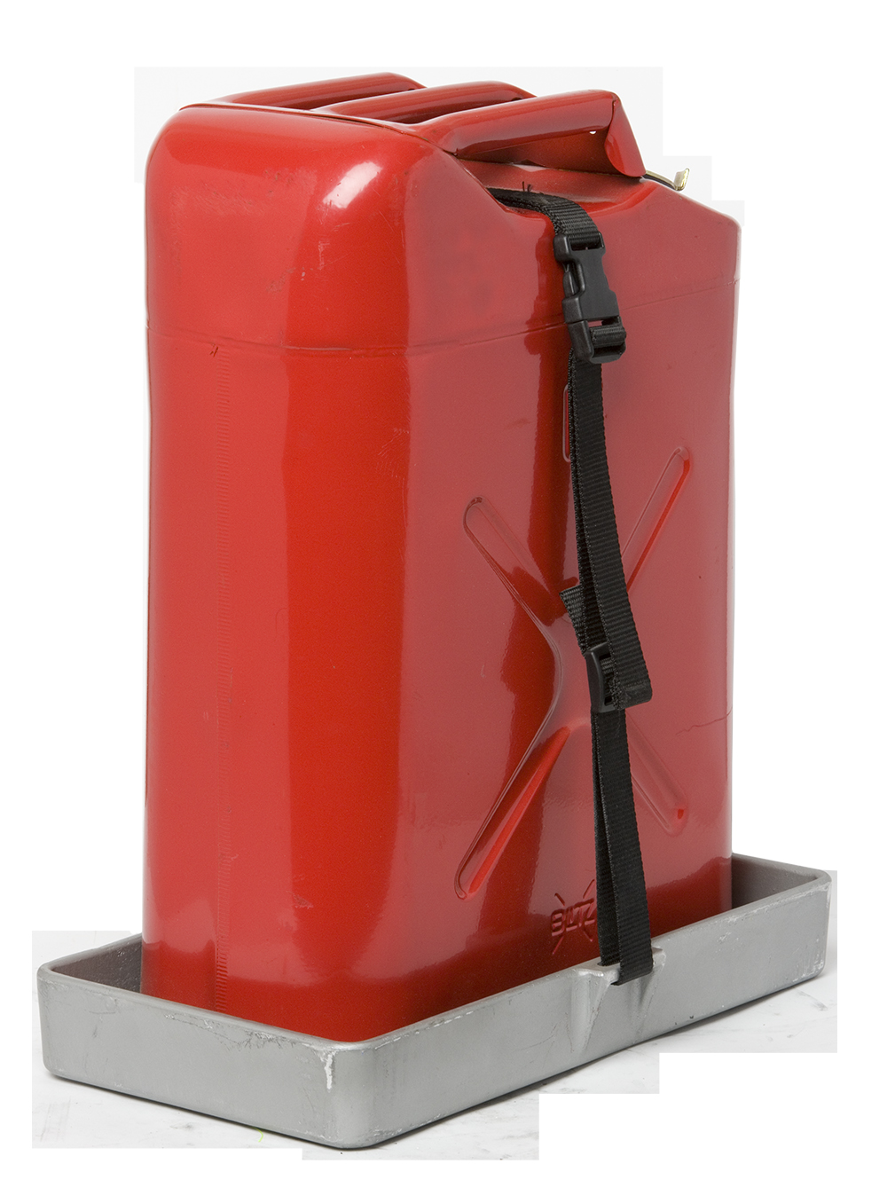 Rectangular Holder for 5-Gallon Jerry Can