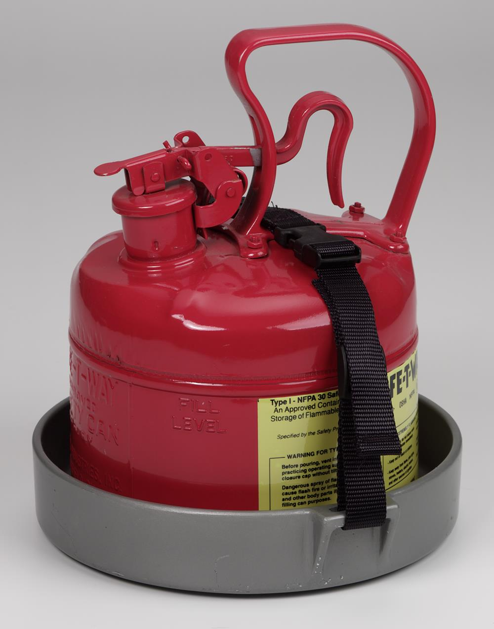 Round Holder for 1 or 2-Gallon Safety Can