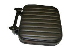 Double Fold-down Seat Bracket w/ Seat Cushion