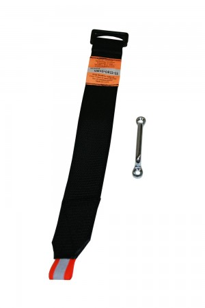 "5"" to 6-1/2"" Variable Strap"