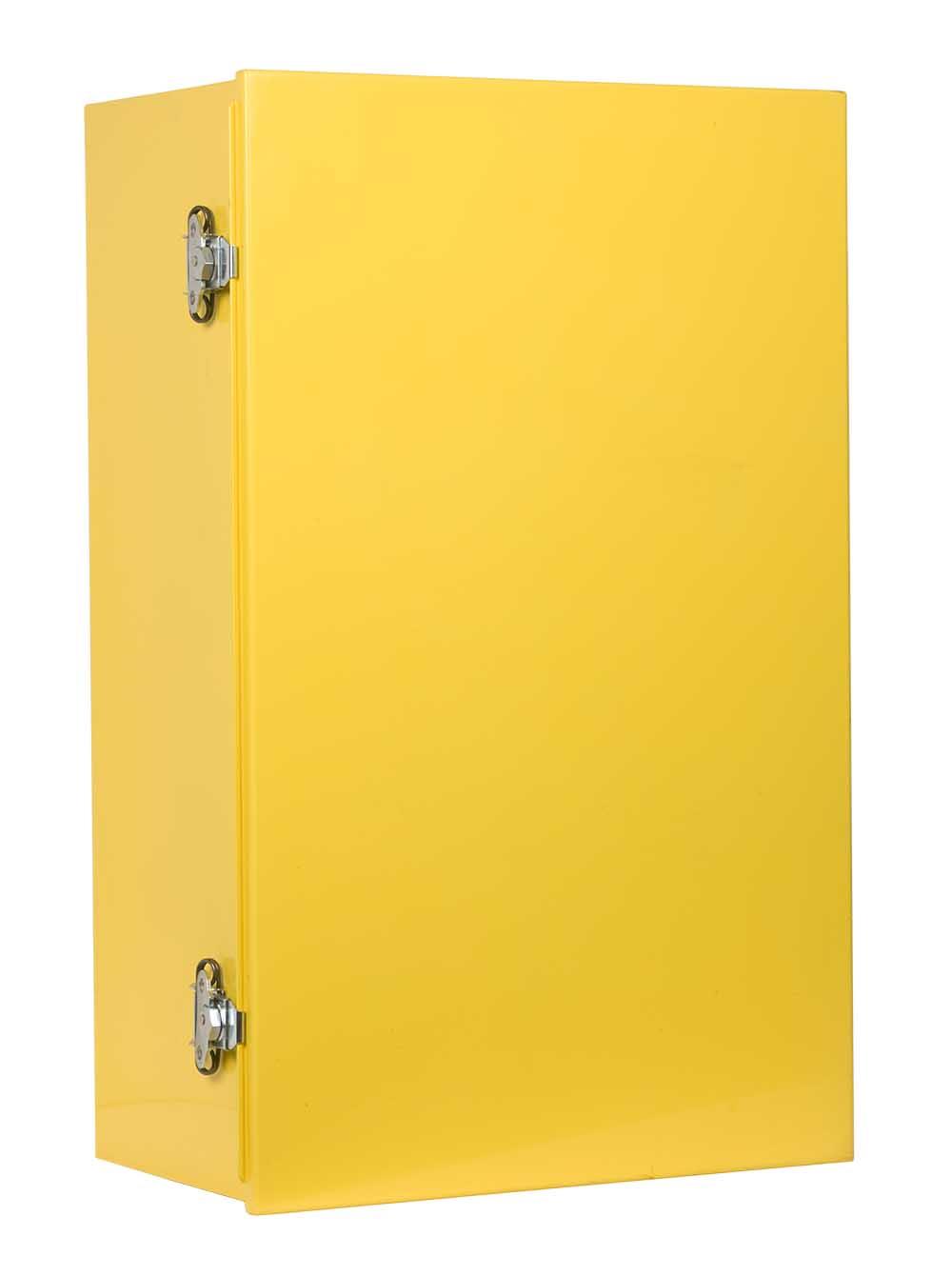 Single SCBA Cabinet Less Window – Steel