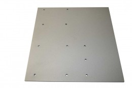 Elliptical Tank Mounting Plate