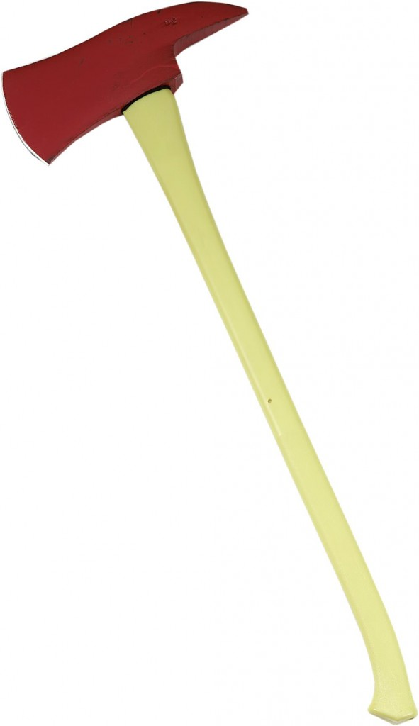 "8# Pick Head Axe w/ 36"" Contoured Handle"