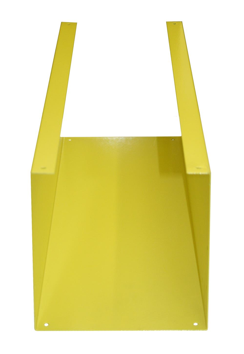 Steel QUIC-STORAGE Rack – Box Only – Yellow