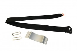 Cylinder Mounting System – Base Strap w/ ABM-1 Extrusion