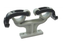 Double Horizontal Variable Mount – 1″ to 1.3″