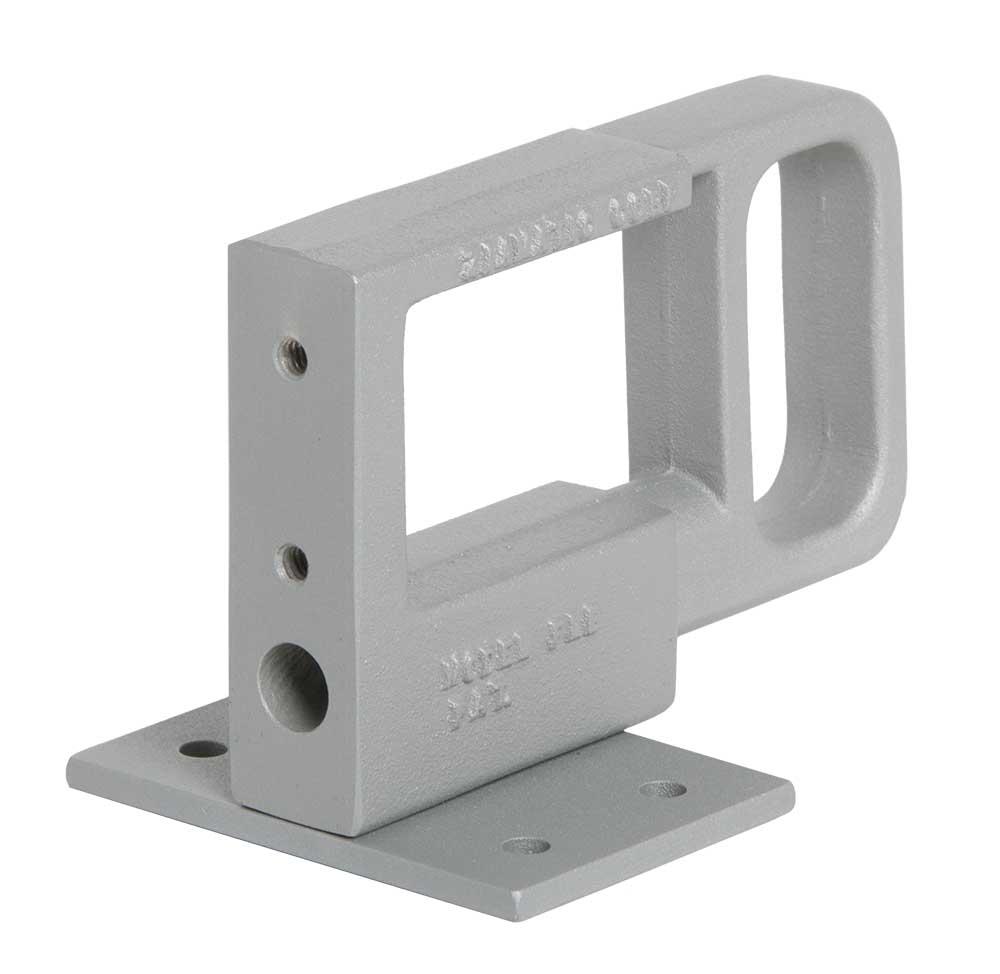 Ziamatic Corporation 187 Folding Ladder Bracket 3 D X 1