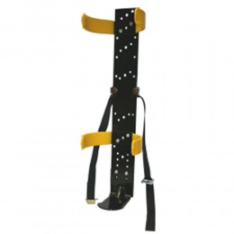 Low-Profile Full-High-Cycle WALKAWAY SCBA Bracket w/ Strap