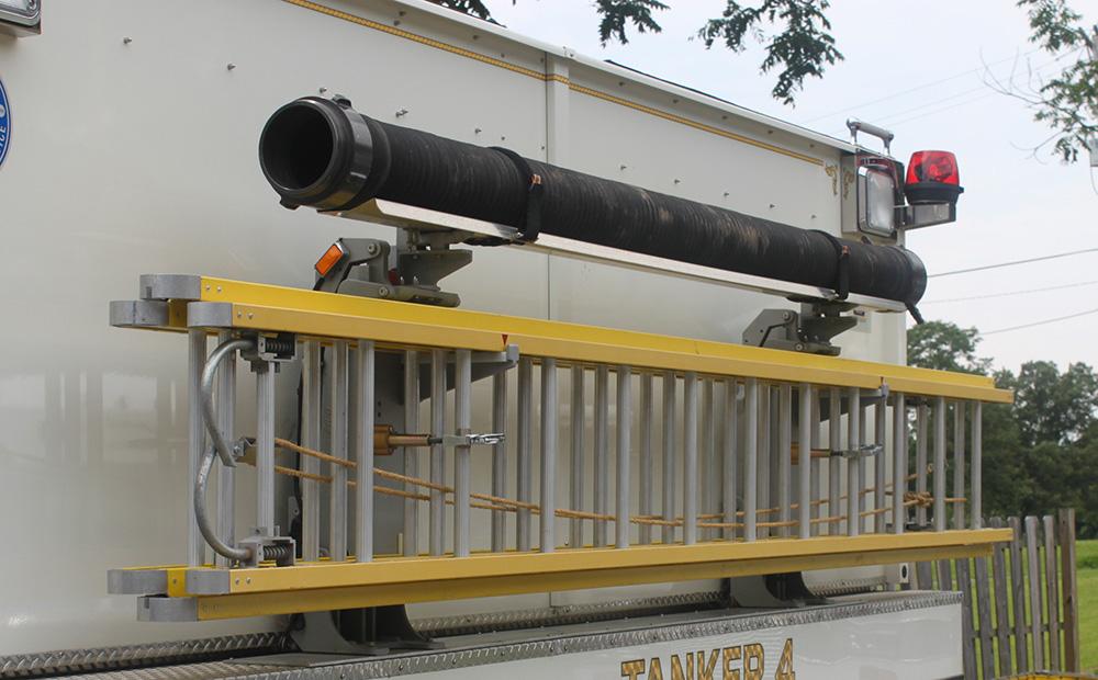 Ladder Access System - Basic Unit