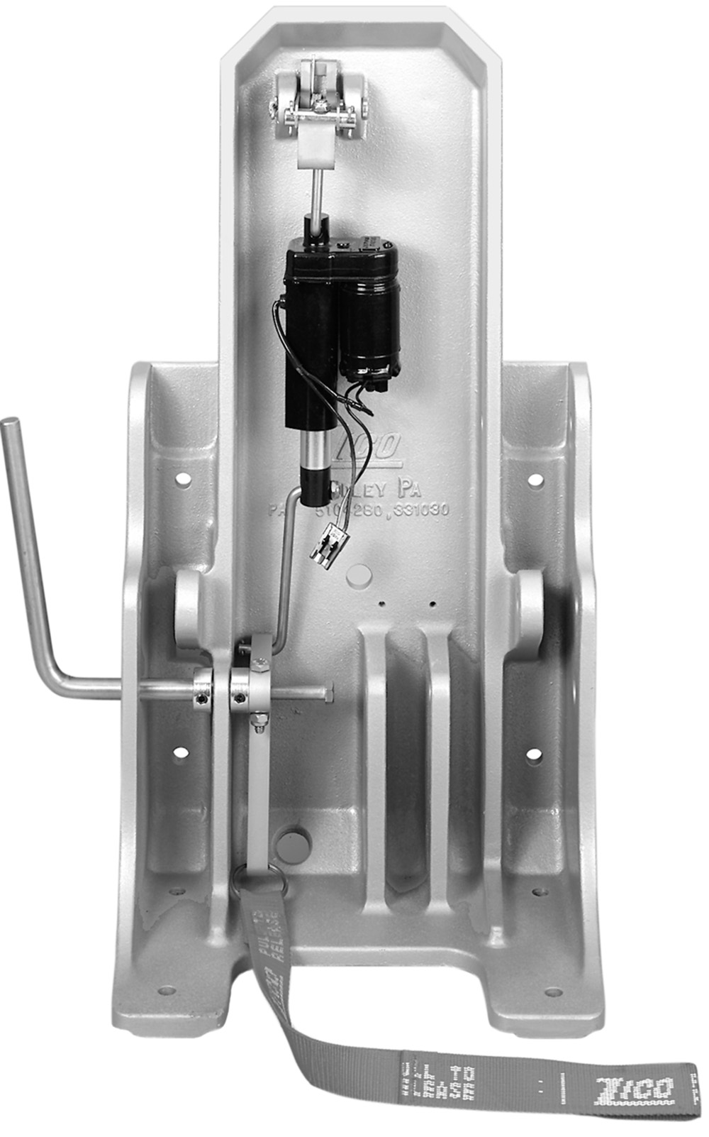 Electric Locking System for LAS/HSS