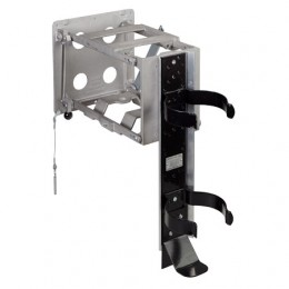 QUIC-SWING SCBA Bracket – Modified Swing-down