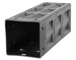 Plastic Air Cylinder Rack – Black