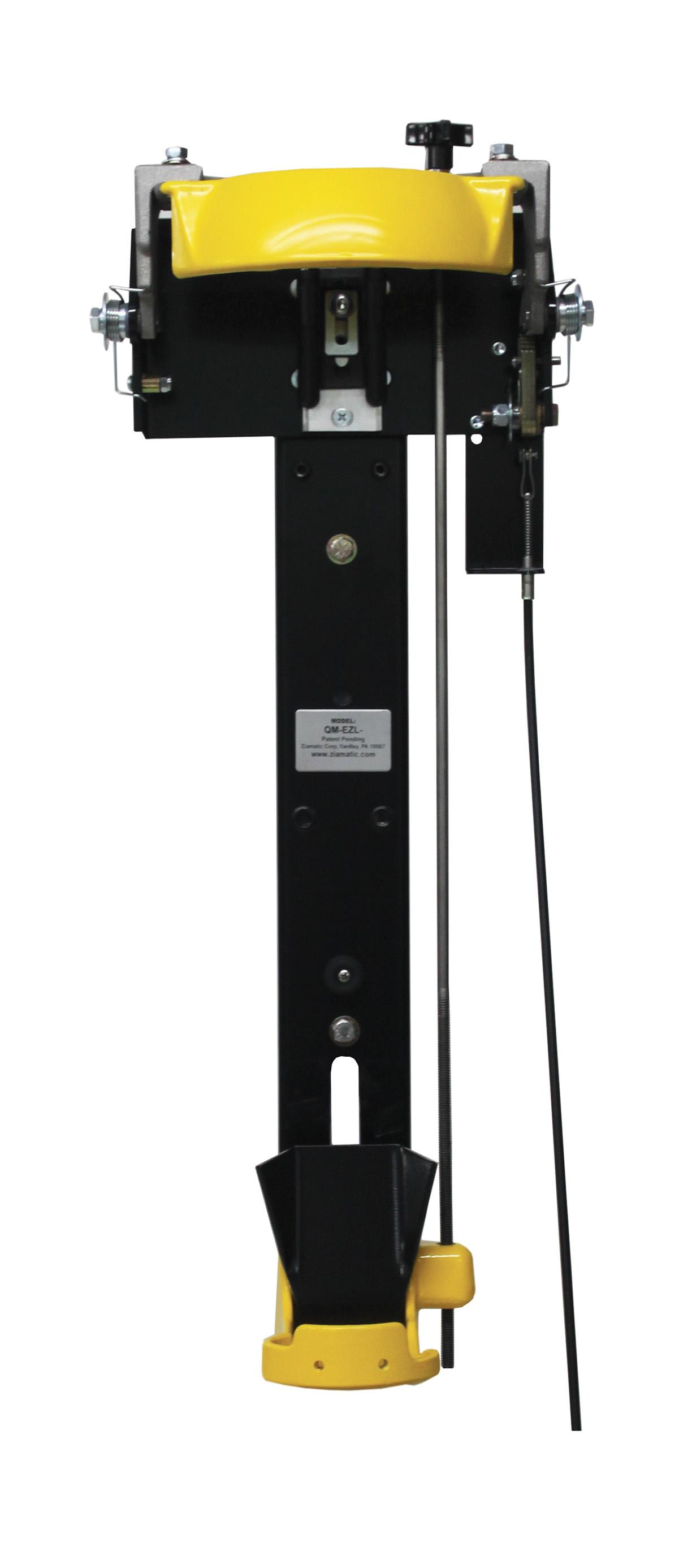 EZ-LOC Mechanical Bracket w/ Adjustable Top Clamp