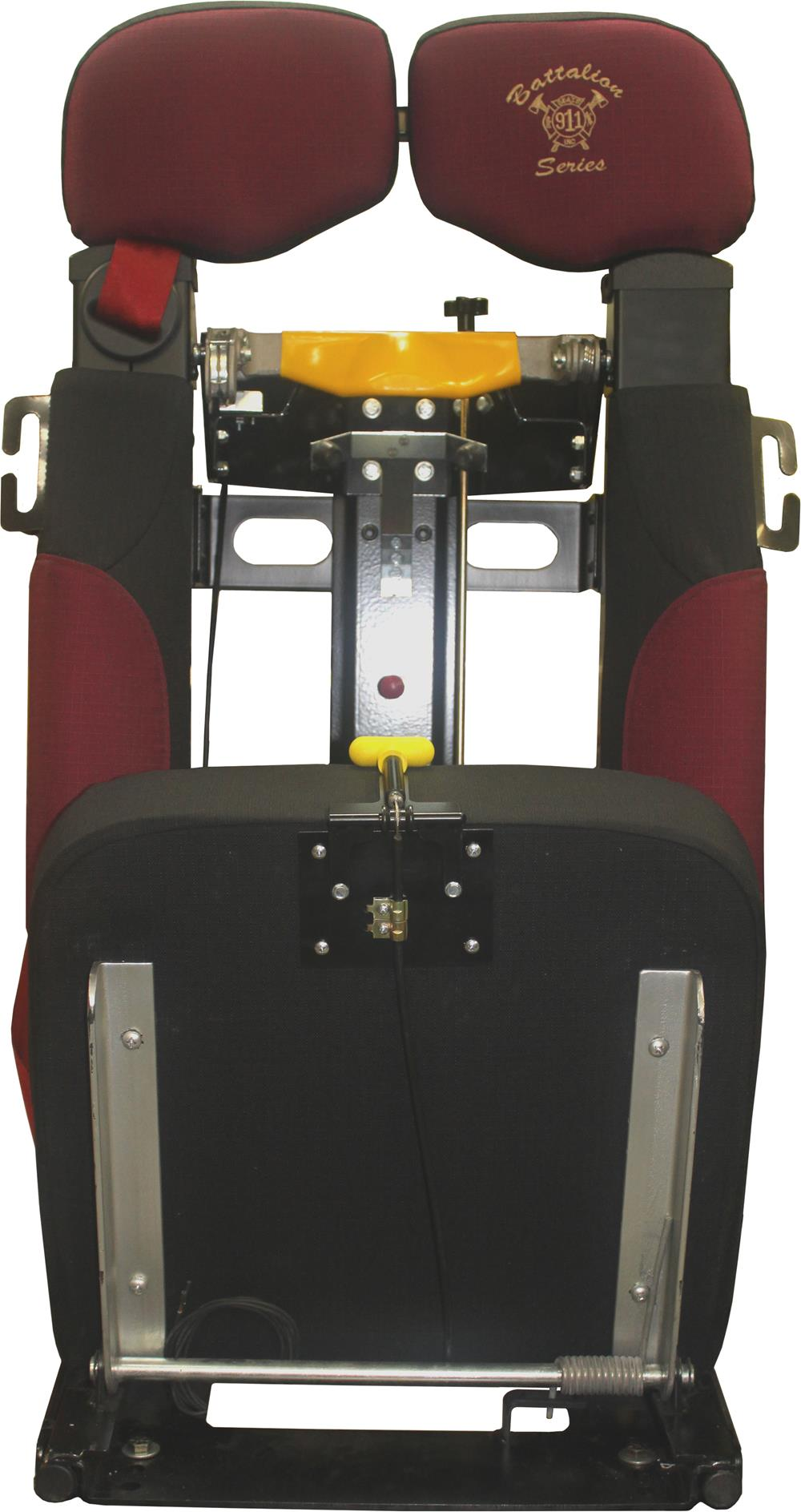 ROL-LOC Center Pull Release – Seats, Inc. Flip-up Seats