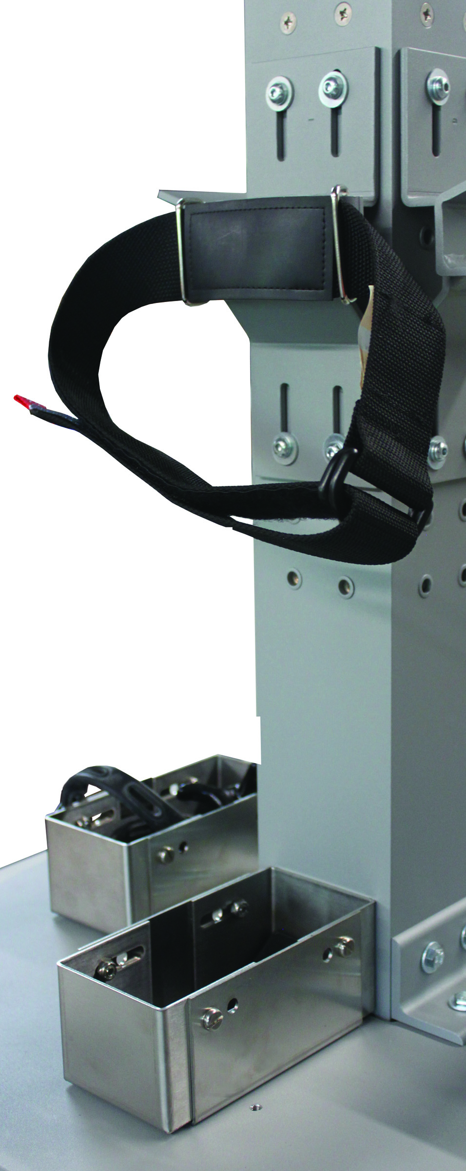 Multiple Extrication Tool Holder with Ram Mount