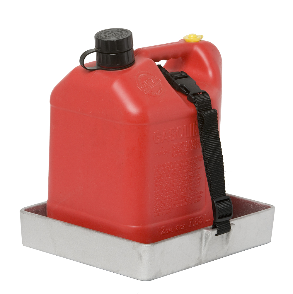 Rectangular Holder for 2.5-Gallon Plastic Can