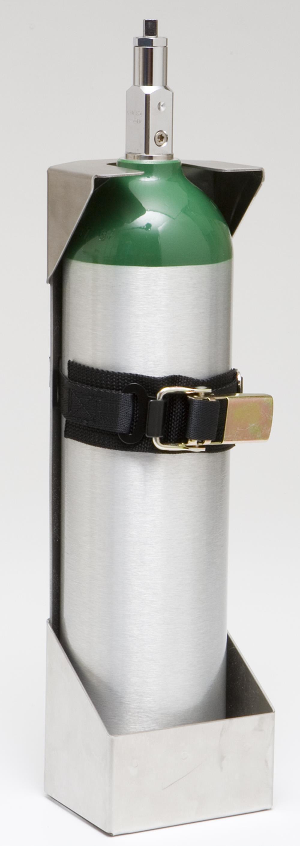 "Standard ""D"" Cylinder Bracket with Strap"