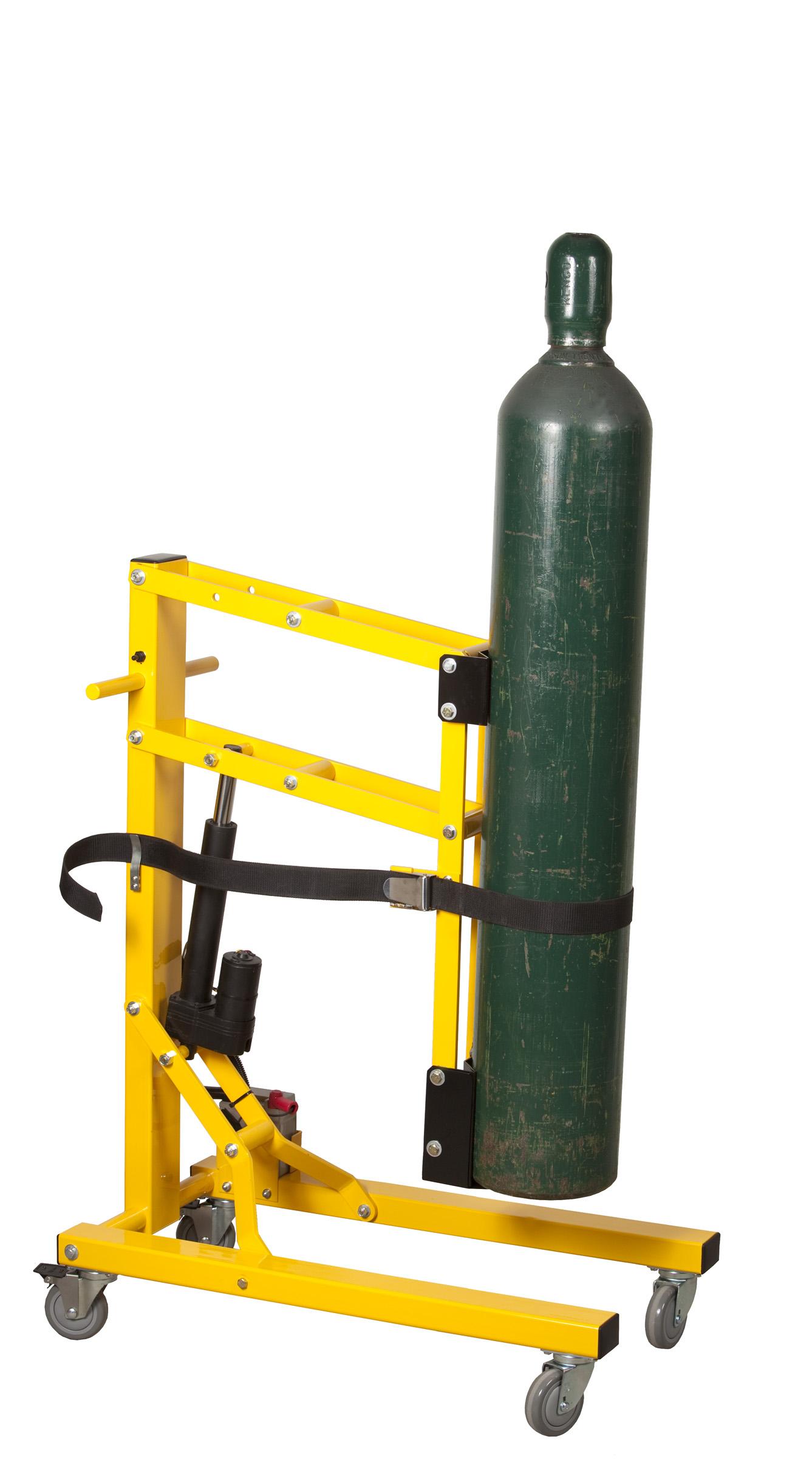 Oxygen Cylinder Lift