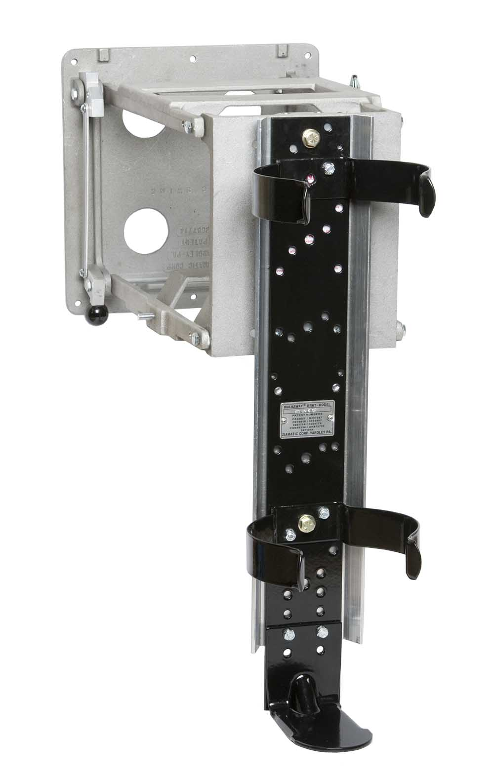 QUIC-SWING SCBA Bracket