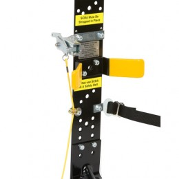Load & Lock SCBA Bracket w/ Release Assist