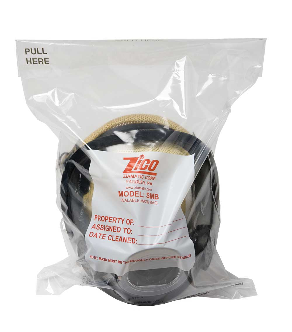 Sealable Mask Bags – 100 ct.