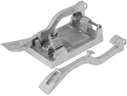 Spanner Wrench Mounting Bracket with Wrenches