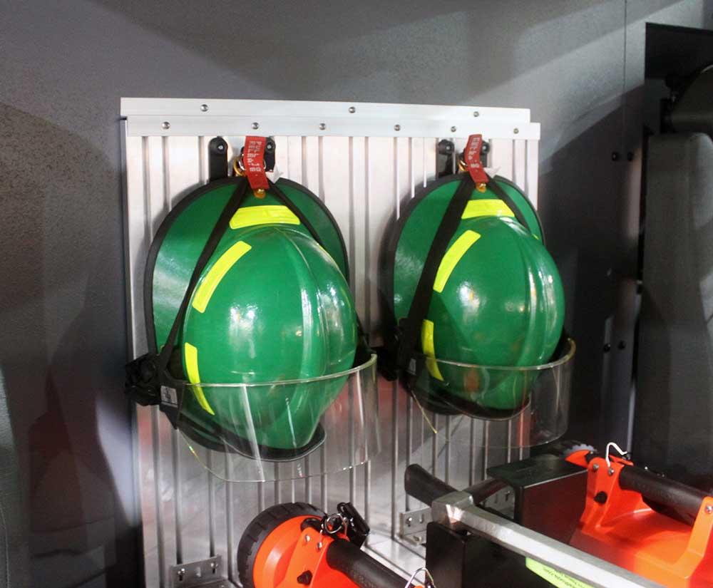 Ziamatic Corporation 187 Universal Helmet Holder