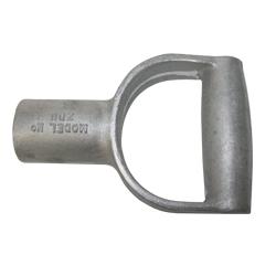 Aluminum Handle for I-Beam Poles