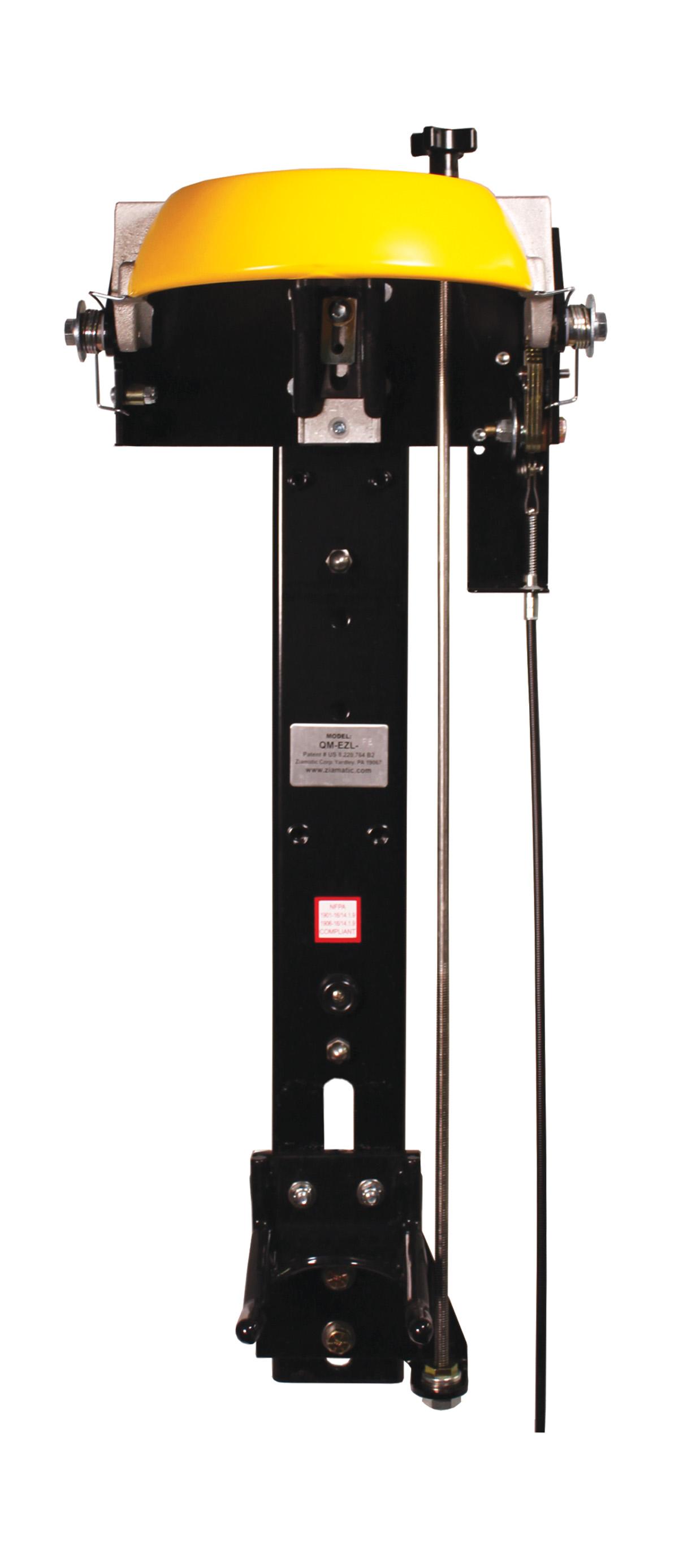 EZ-LOC Mechanical Bracket – International