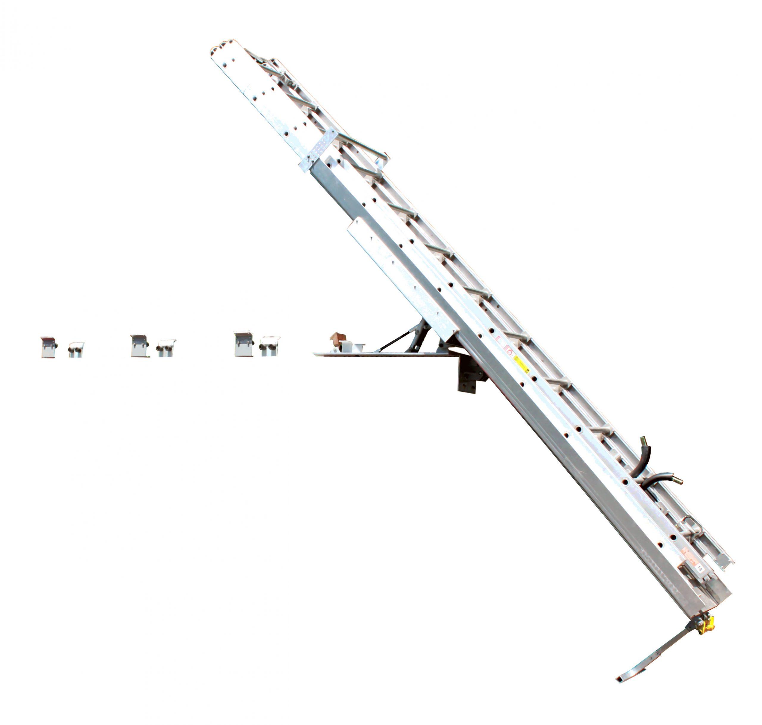 Slide-Out Ladder Gantry System