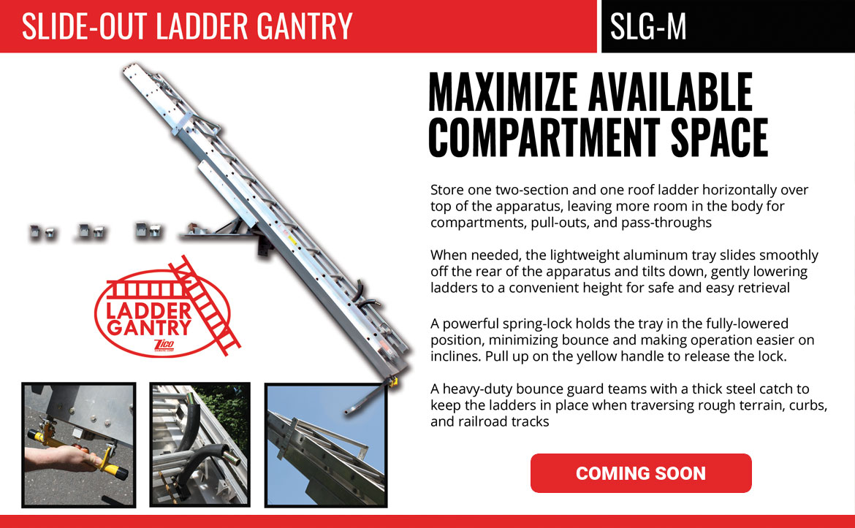Ladder Gantry Banner